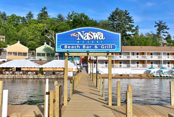 The Naswa Resort logo
